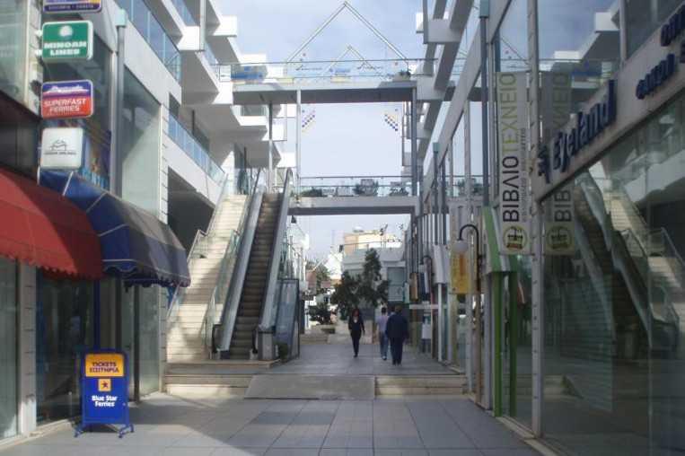 ακίνητο Εμπορικό κέντρο Metropolis